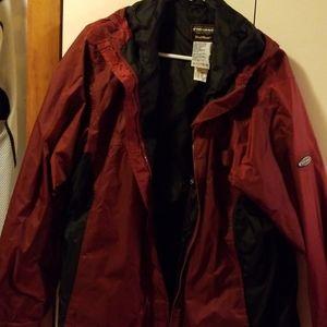 Men's rain jacket size XL